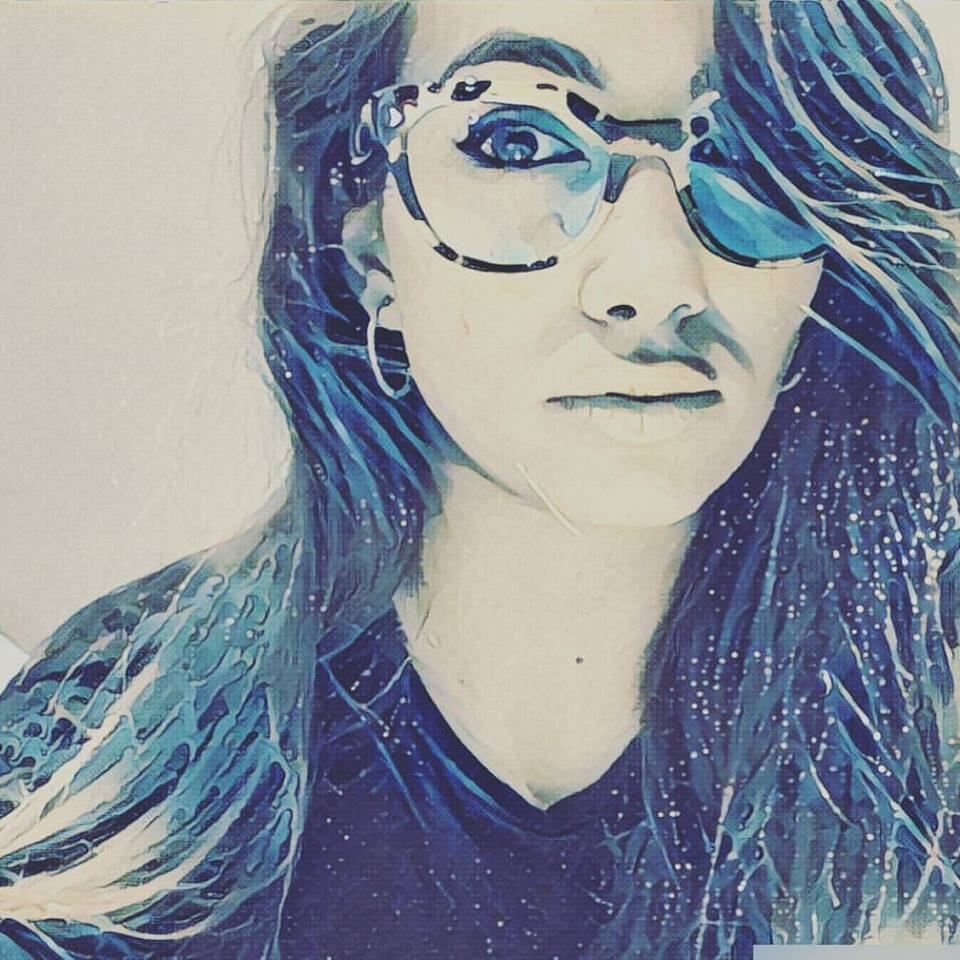 Adicta a las gafas